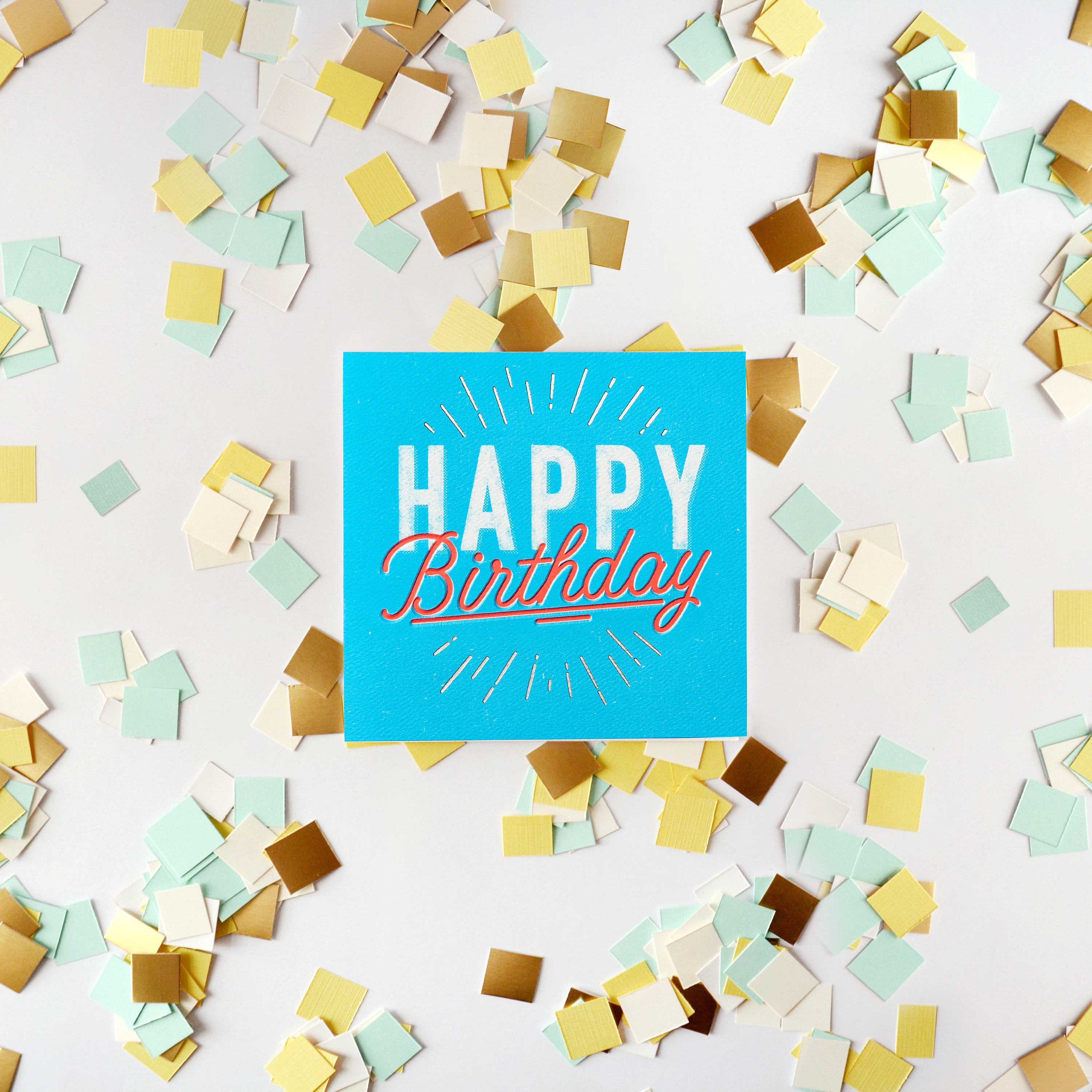 Best One Birthday Greeting Card image