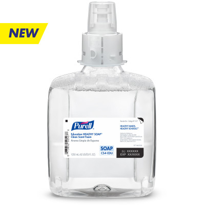 PURELL® Education HEALTHY SOAP® Clean Scent Foam - DISCONTINUED