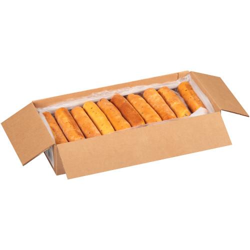 OSCAR MAYER Inferno Corn Dough Dog (20 Count, 4.25 lb. Case)