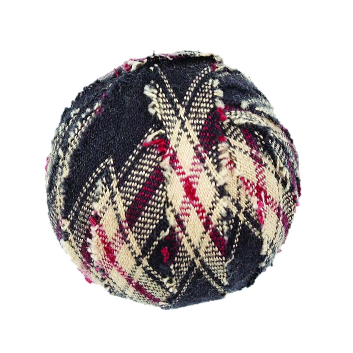 Bingham Star Fabric Ball #1-1.5