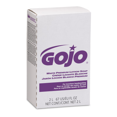 GOJO® White Premium Lotion Soap