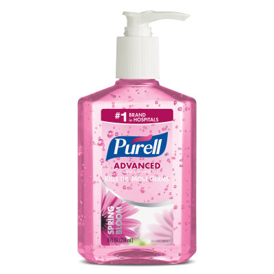 PURELL® Hand Sanitizer Spring Bloom Gel