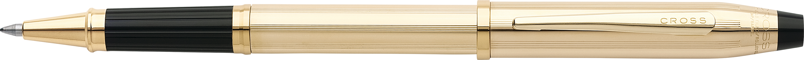 Century II 10KT Gold Filled/Rolled Gold Rollerball Pen