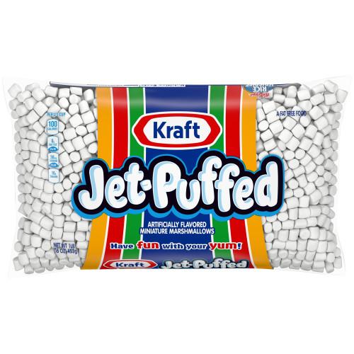 Jet-Puffed Mini Marshmallows, 16 oz.