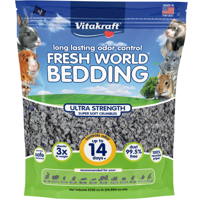 Product-Image showing Fresh World Bedding Ultra Strength