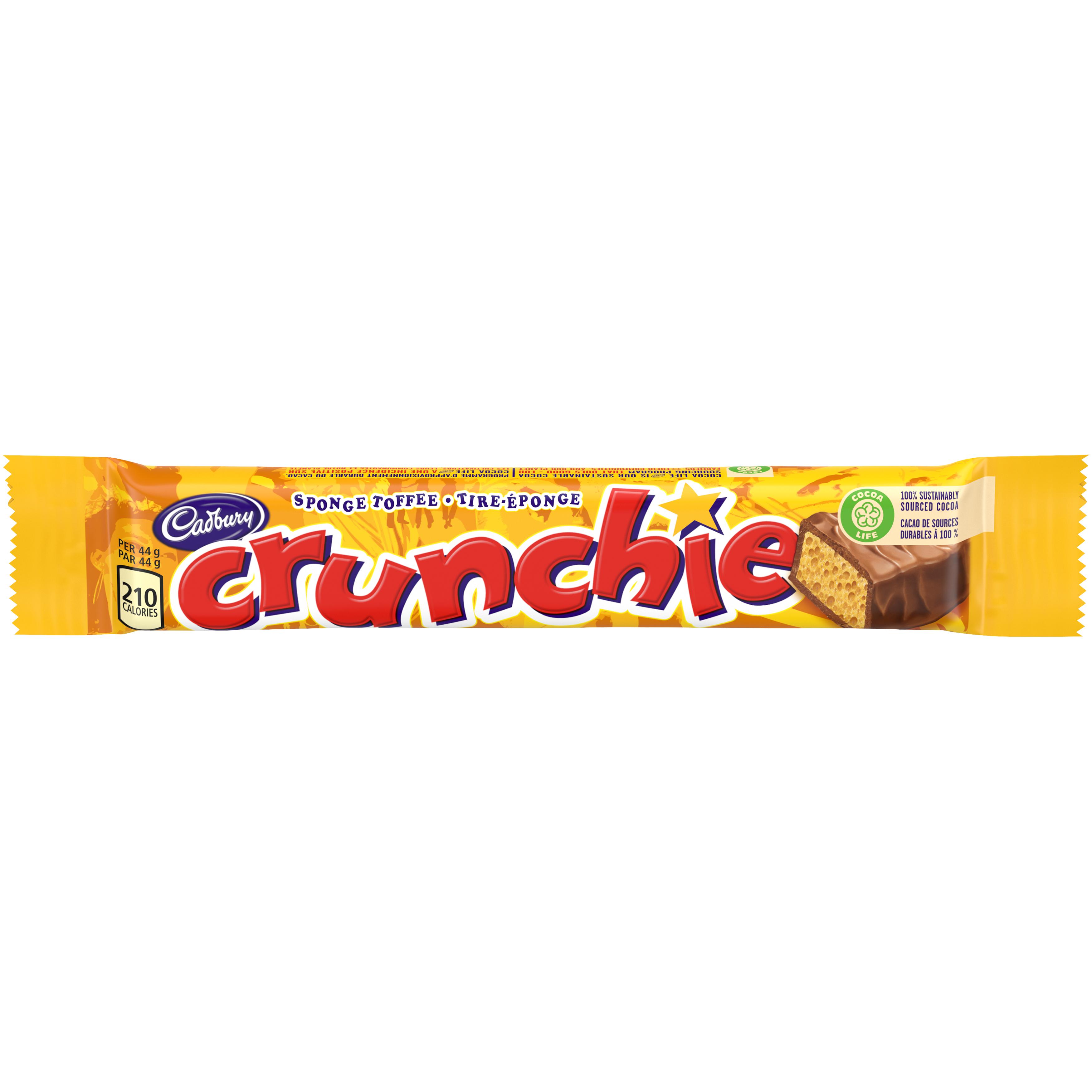 Crunchie Chocolate Bar 44 G