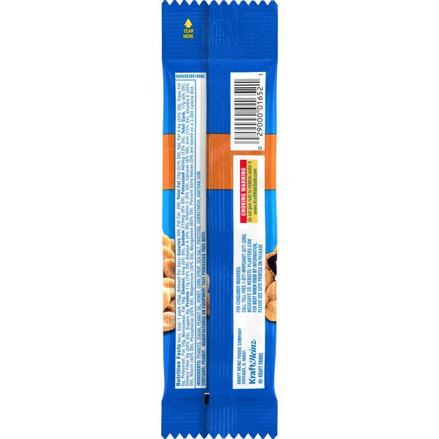 PLANTERS Honey Roasted Peanuts 2.5 oz Bag