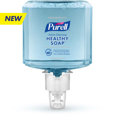 PURELL® Foodservice CRT HEALTHY SOAP™ Active Cleansing Fragrance Free Foam