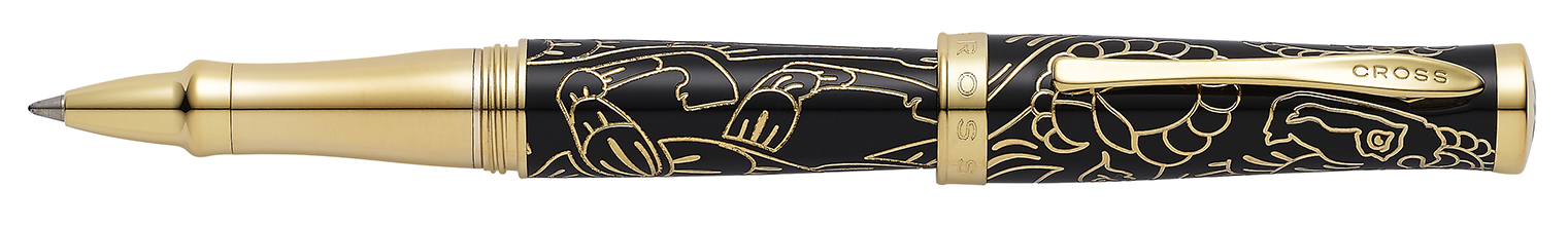 Cross 2015 Year of the Goat Special-Edition Sauvage Rollerball Pen