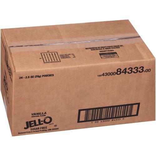 Jell-O Pudding Mix - Vanilla, 2.5 oz.