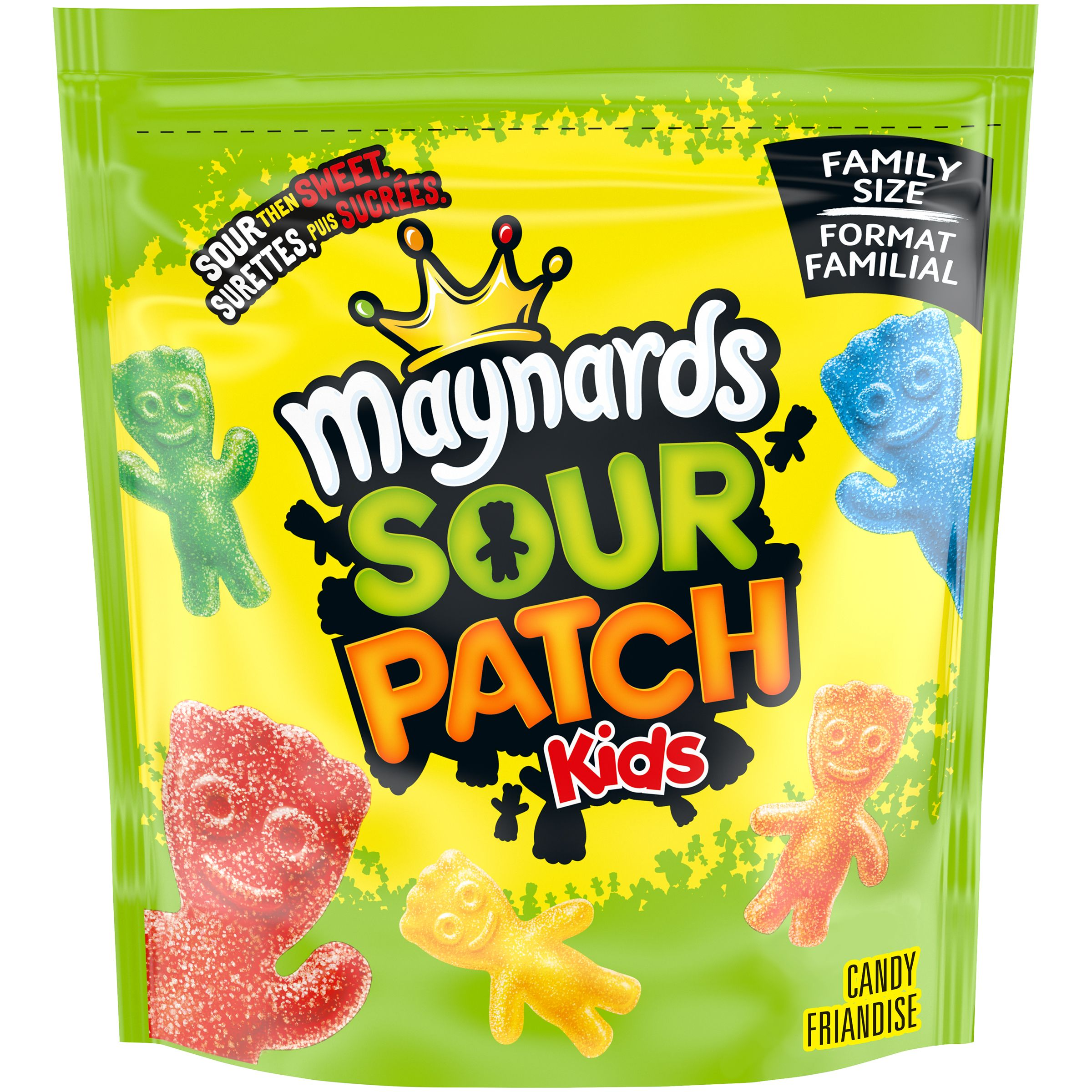 Maynards Sour Patch Kids Friandise Molle 816 G