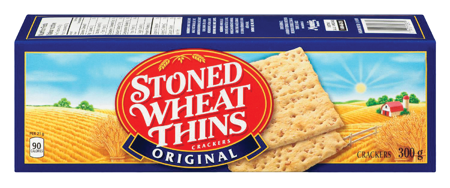 Wheat Thins Crackers 300 G