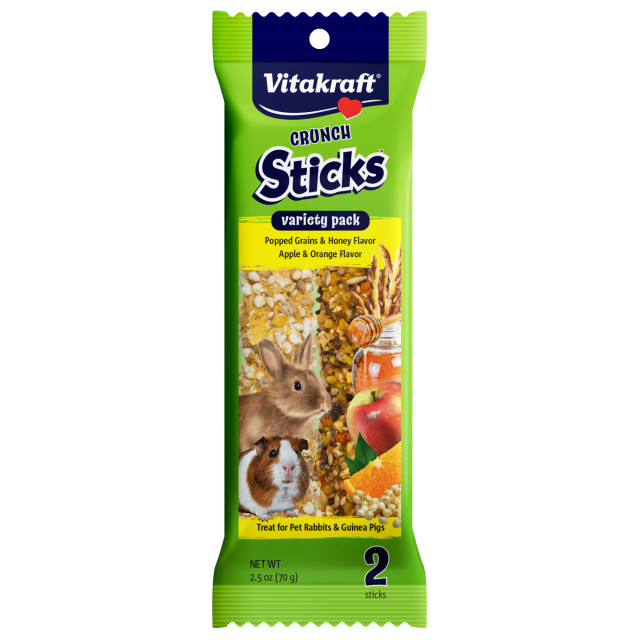 Product-Image showing Crunch Sticks Variety Pack