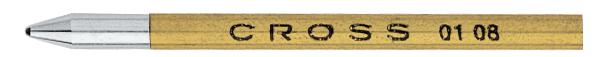 Matrix Ballpoint Pen Refill - Black - Three per Card