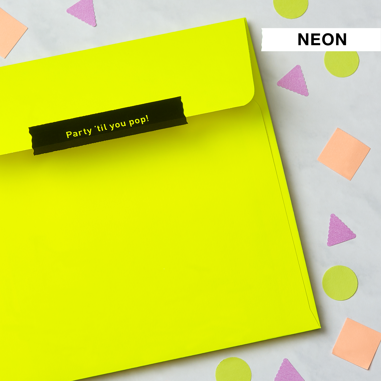 Balloon Animals Blank Greeting Card - Birthday, Friendship, Thinking of You image