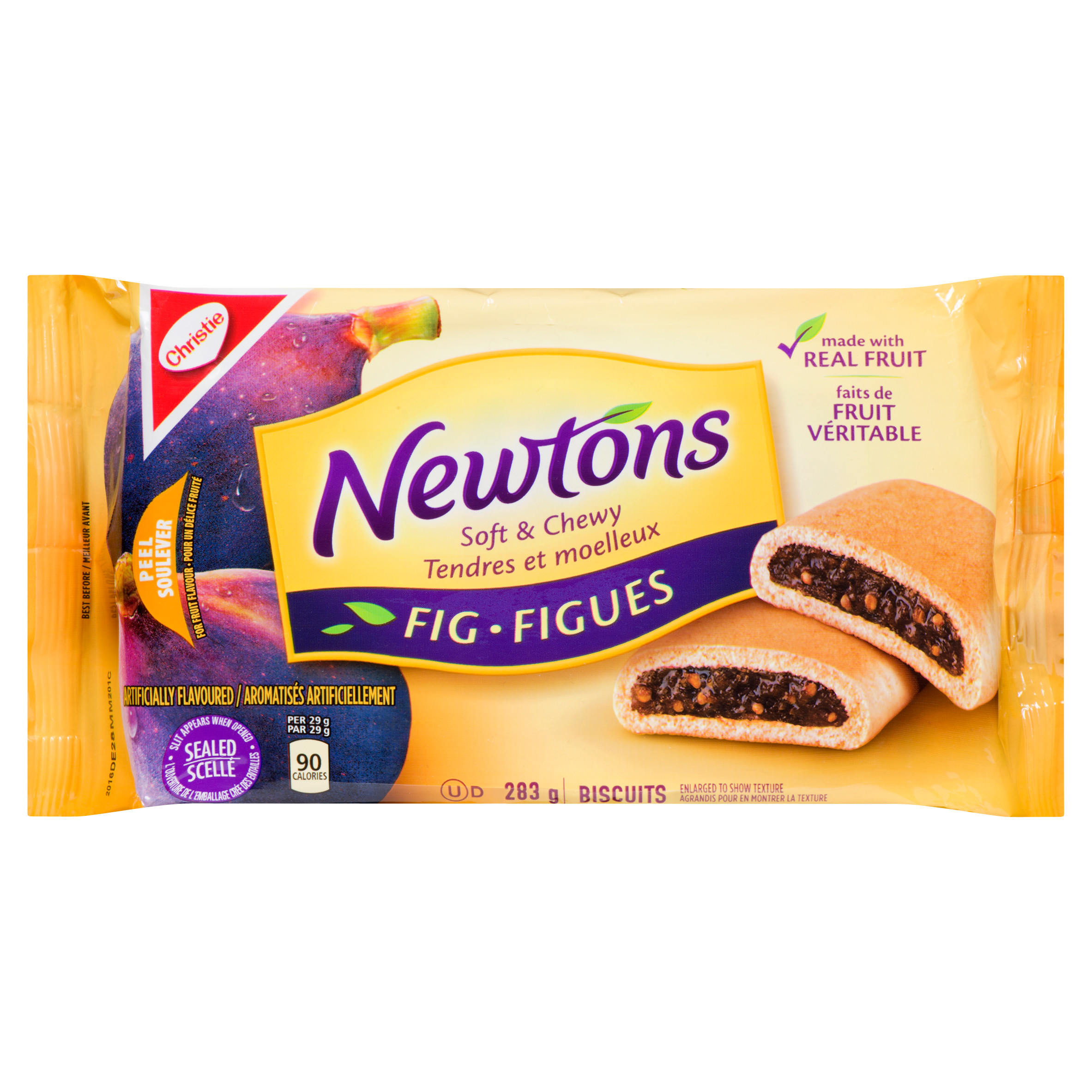 Newtons Fig Cookies-Filled 283 G