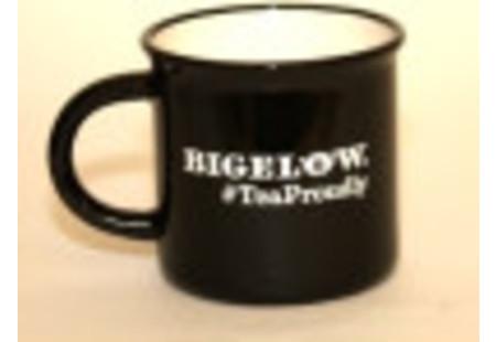 Black  #TeaProudly Mug - 15 oz.