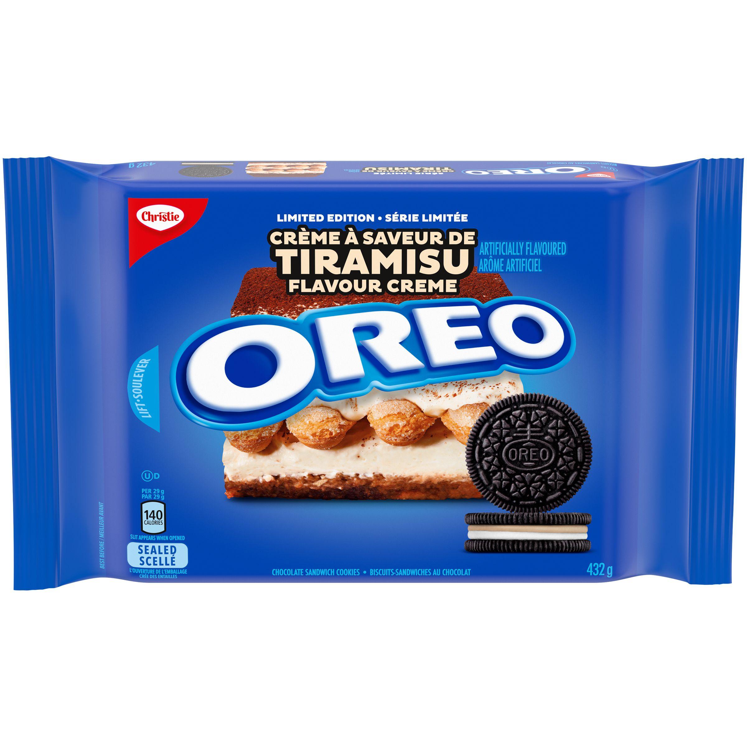 Oreo Tiramisu Biscuits 432 G