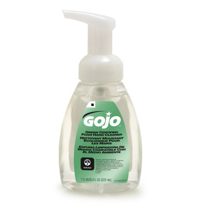 GOJO® Green Certified Foam Hand Cleaner