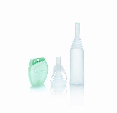 Conveen Optima Male External Catheter Self-Adhesive Seal Silicone Medium, 22130 - EACH