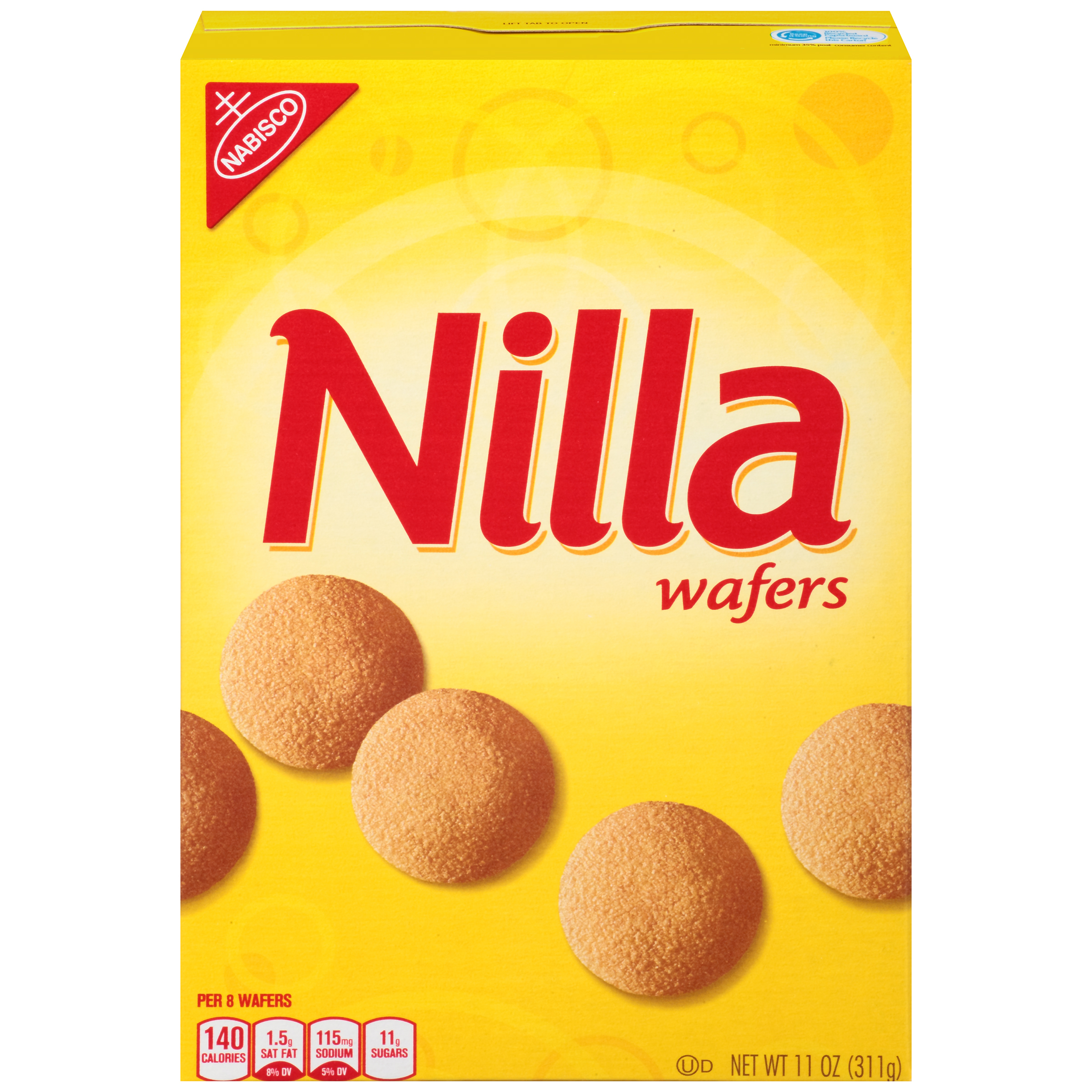 NILLA WAFER Vanilla Cookies 11 oz
