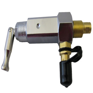 Self-Fill Post Valve Replacement for M-Tanks