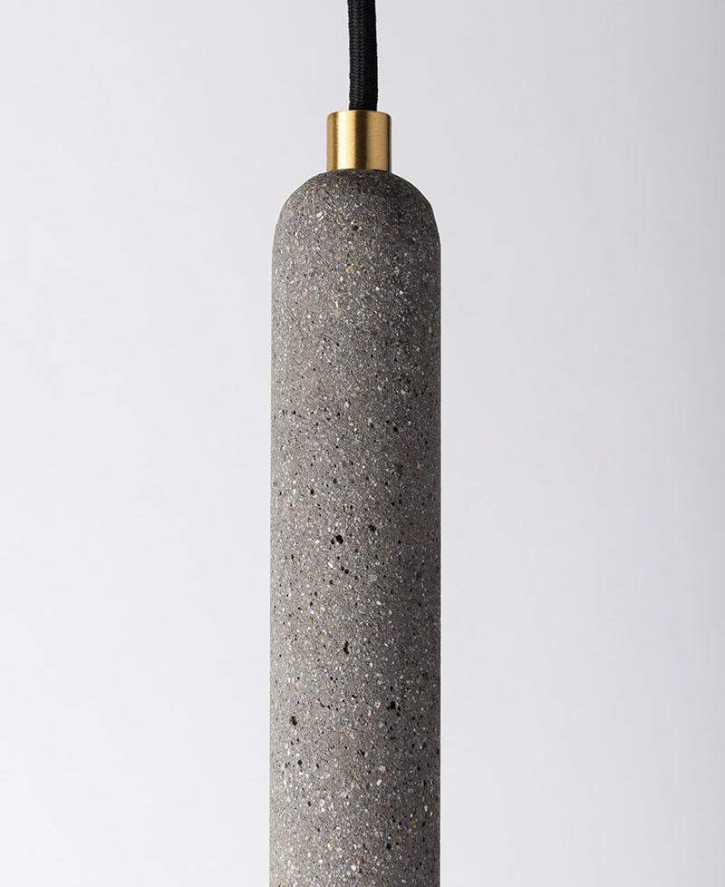 Textural Concrete Body