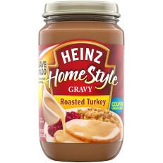 Heinz Home-Style Roasted Turkey Gravy, 12 oz Jar image