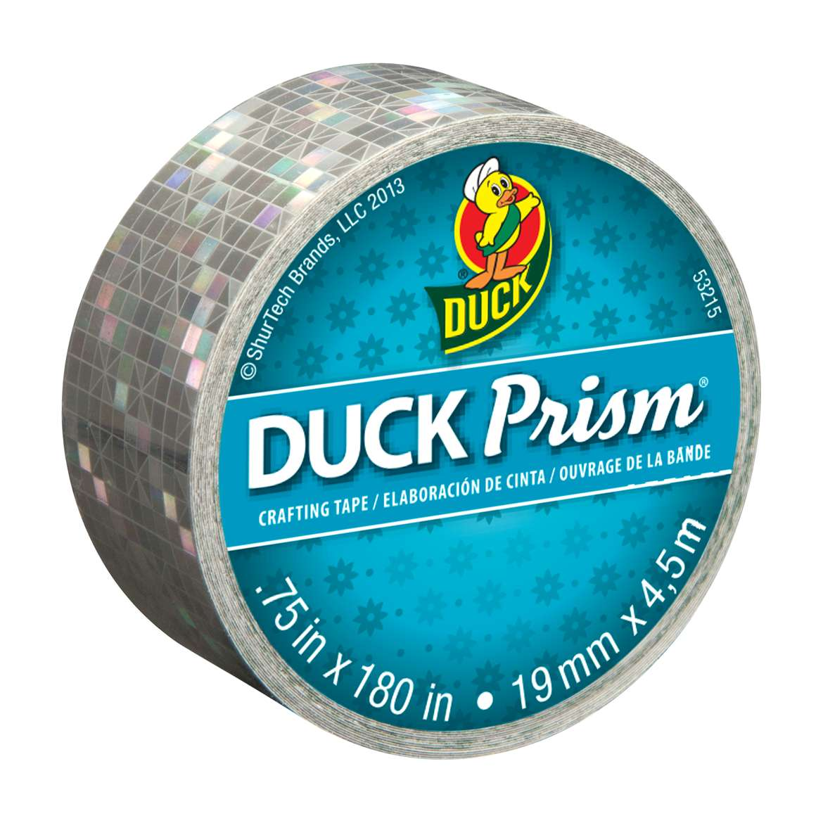 Ducklings® Prism® Crafting Tape - Square, .75 in. x 180 in. Image