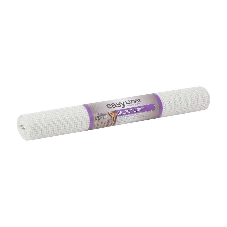 Select Grip™ Easy Liner® Brand Shelf Liner - White, 20 in. x 6 ft. Image