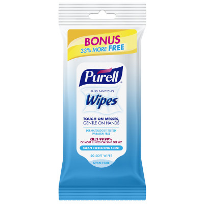 PURELL® Hand Sanitizing Wipes Flow Pack