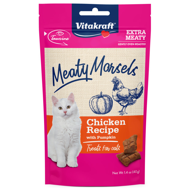 Product-Image showing Meaty Morsels, Chicken Recipe with Pumpkin