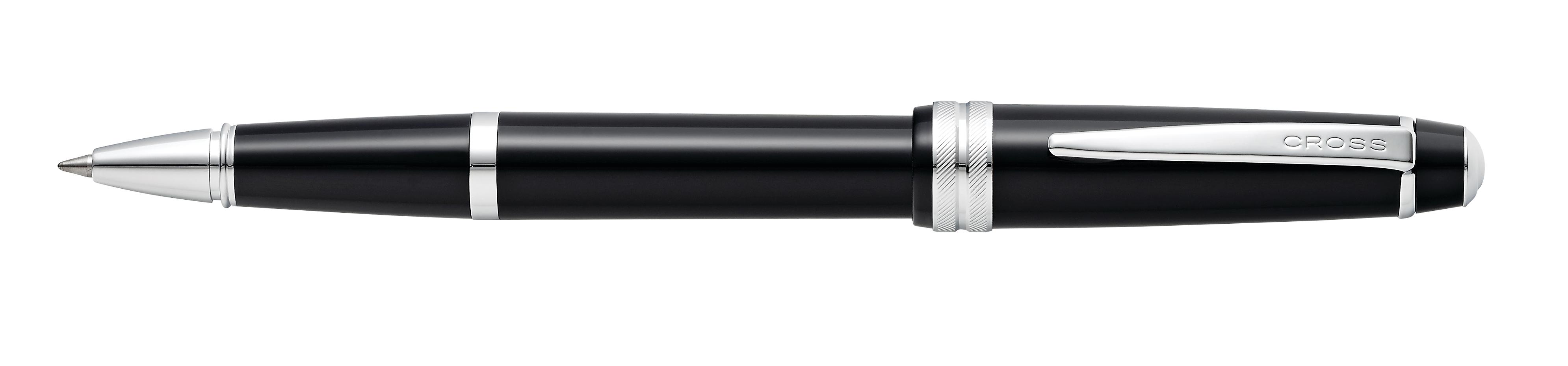 Cross Bailey Light™  Glossy Black Resin Rollerball Pen