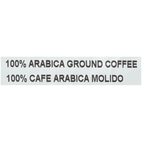 CAFÉ COLLECTIONS Dark French Roast & Ground Coffee, 2.25 oz. Bag (Pack of 20)