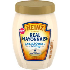 Heinz Real Mayonnaise - 100% Cage Free Eggs (15 oz.) image