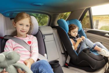 3-in-1 Convertible Car Seat