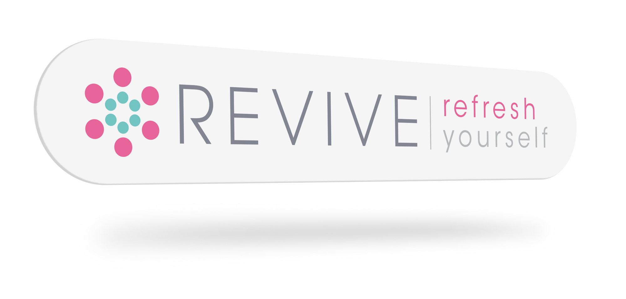 Revive - Slatwall Sign