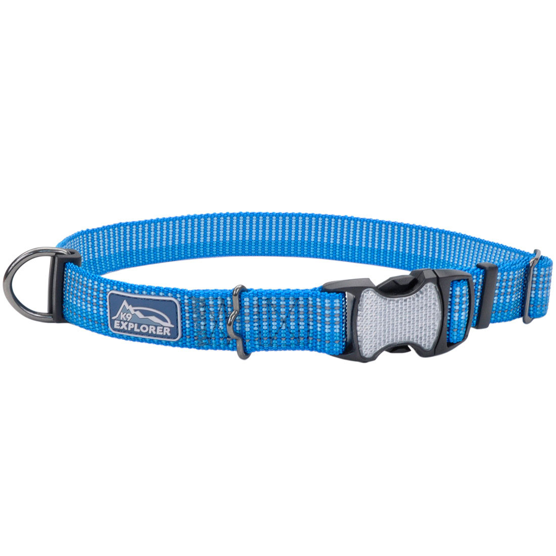 K9 Explorer® Brights Reflective Adjustable Dog Collar
