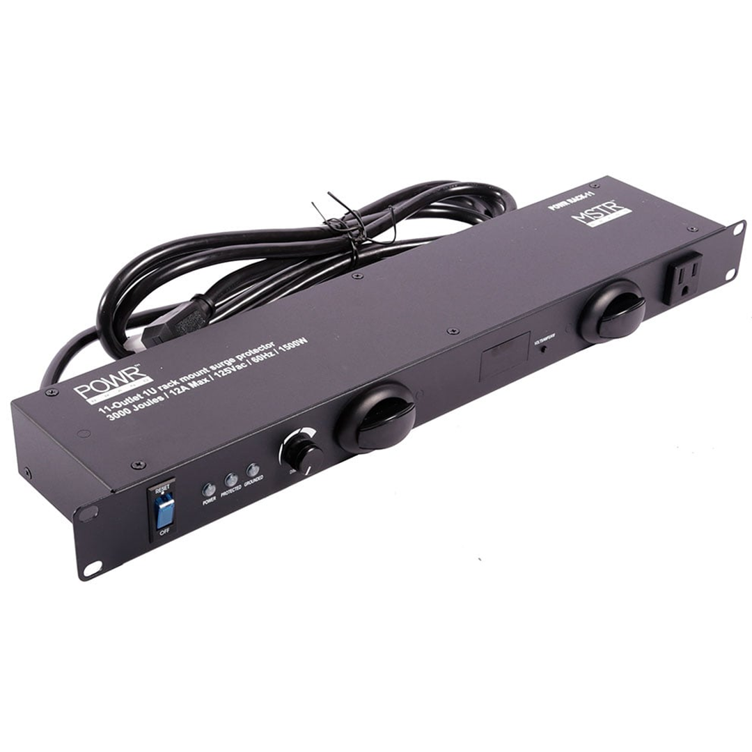 11-Outlet Surge Protection Wave Electronics