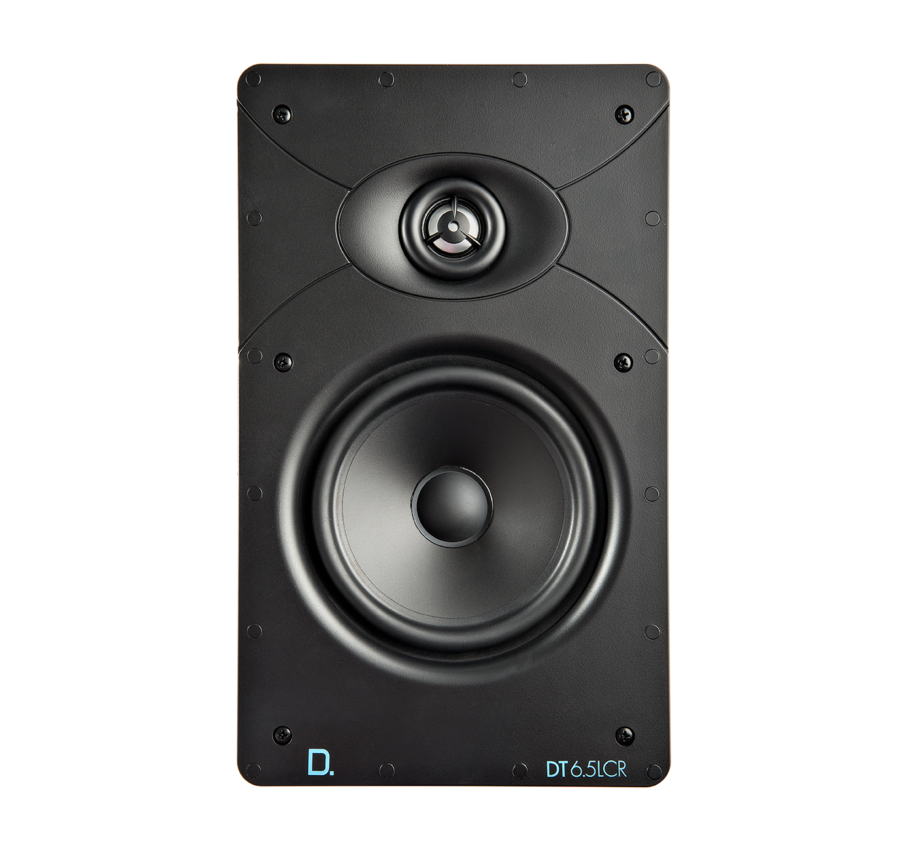 "6.5"" Two Way In-Wall Speaker Wave Electronics"