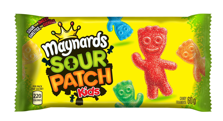 MAYNARDS Sour Patch Kids KIDS 60 GRM