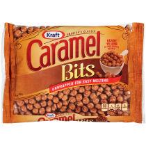 KRAFT Caramel Bits 11oz Bag
