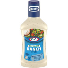 Kraft Cucumber Ranch Dressing 16 fl oz Bottle