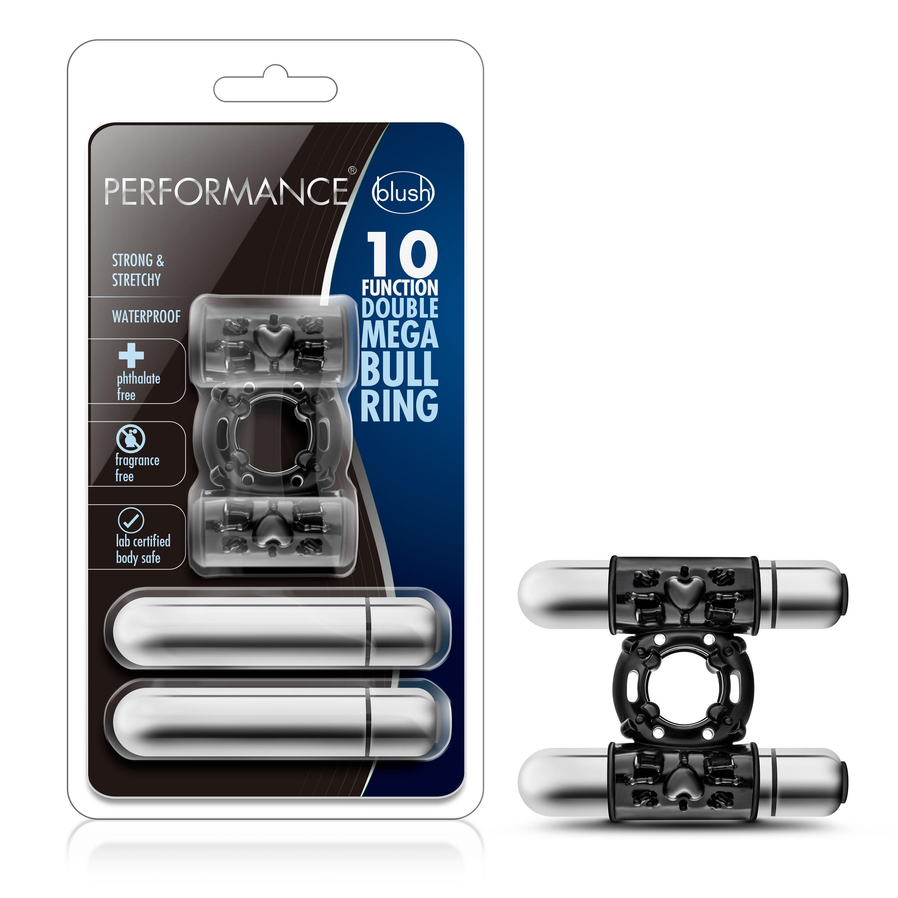 Performance - Double Mega Bull Ring