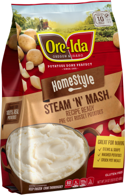 Homestyle STEAM N' MASH Potatoes