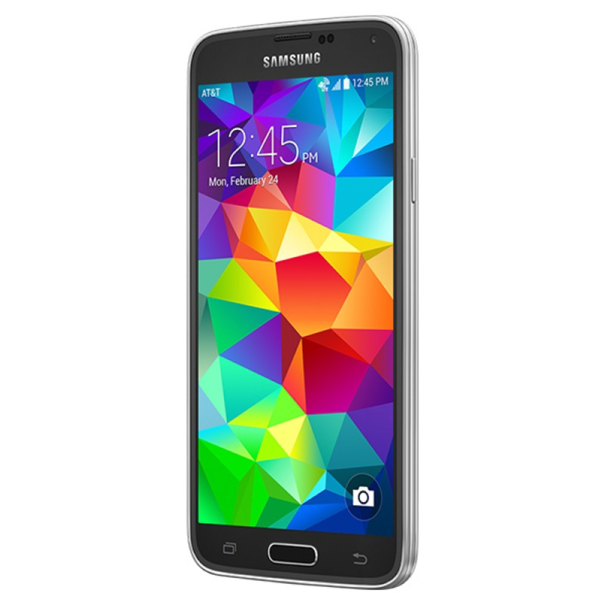 samsung galaxy s5 16gb verizon cdma 4g lte 16mp phone. Black Bedroom Furniture Sets. Home Design Ideas
