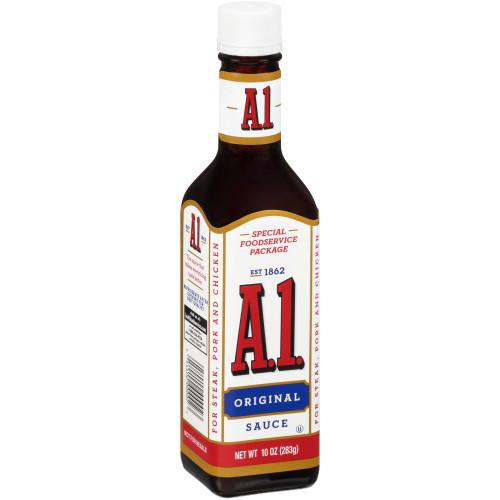 A.1. Steak Sauce, 10 oz. Bottles (Pack of 12)
