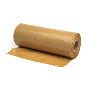 1.5 MIL Small Equipment Bags, Tan, 20 x 24 Inches, 500 per Roll