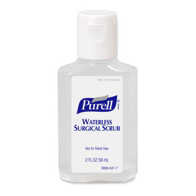 PURELL® Waterless Surgical Scrub Gel
