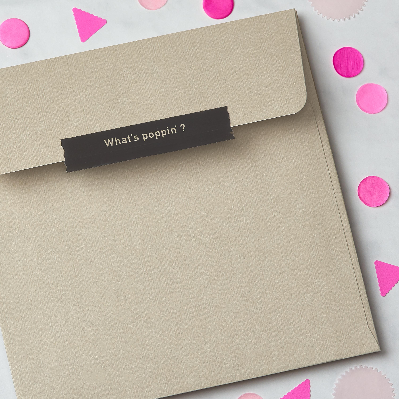 Pug Blank Card - Birthday, Friendship, Thinking of You image